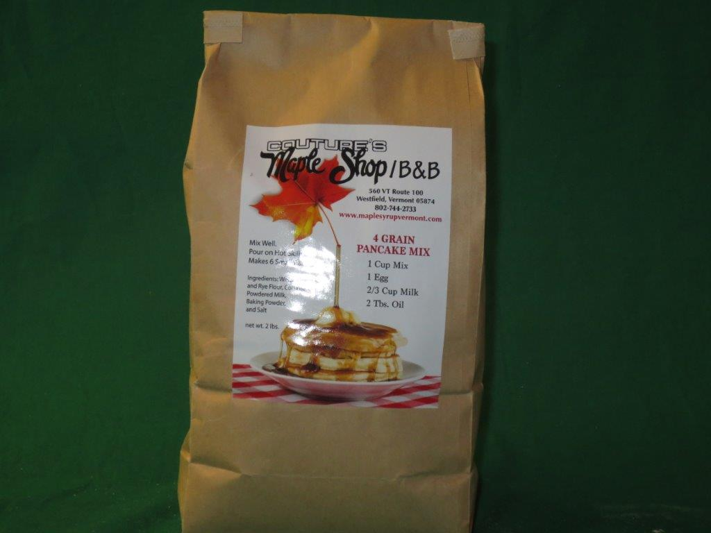 4-Grain Pancake Mix